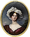 ca. 1820-1825 Lady Charlotte Greville (née Bentinck) (1775-1862) by William Essex (auctioned by Bonhams)