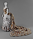 ca. 1888 Court presentation ensemble by Worth (Metropolitan Museum of Art - New York City, New York USA)