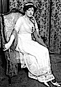 ca. 1912 Edwardian couturière and Titanic survivor Lady Duff Gordon, aka Lucile