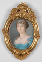 Caroline, Queen of Bavaria in 1805 - 1810 by Mayr