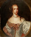 Catherine of Bragança, Queen Consort of King Charles II by studio of Peter Lely (Government Art Collection)