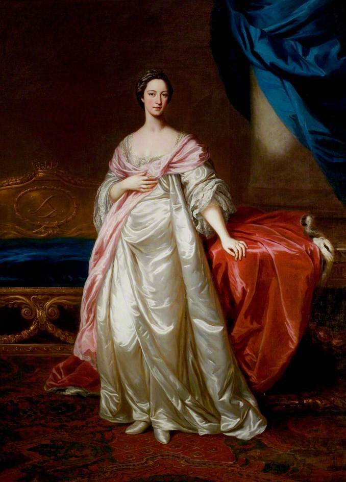 Catherine Pelham-Clinton (1727-1760), Countess of Lincoln