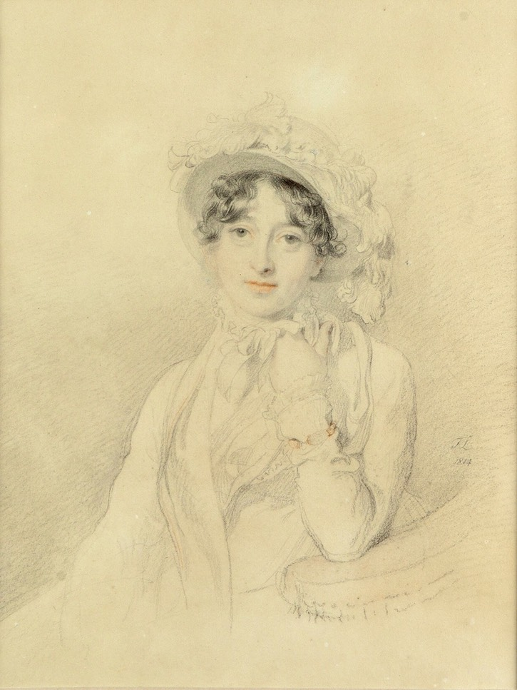 Catherine Wellesley, née Pakenham 1st Duchess of Wellington by Sir Thomas Lawrence (private collection) From Google search