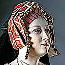 Catherine of Aragon English hood