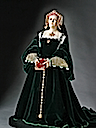 Catherine of Aragon figurine