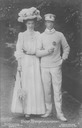 ca. 1905 Cecilie - our Crown Prince pair