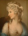 Charlotte Julia Campbell, Countess of Rothes attributed to Richard Cosway (Clan Leslie Charitable Trust)