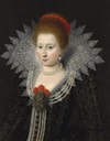 1610 Charlotte Marguerite de Montmorency by ? (Weiss Gallery - London UK)