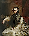 Charlotte Finch, Duchess of Somerset by David Martin (Peter Schweller Art)