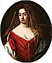 Charlotte FitzRoy, Countess Lichfield (1664–1718), Countess of Lichfield by Sir Godfrey Kneller (Hatchlands Park - East Clandon, Guildford, Surrey UK)