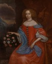 Christian Leslie, Lady Bruce (1661-1710) attributed to John or David Scougal (Clan Leslie Charitable Trust - Leslie, Fife UK)