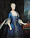 Sophia Dorothea Maria of Brandenburg-Schwedt, née Prussia by ? (location unknown to gogm)