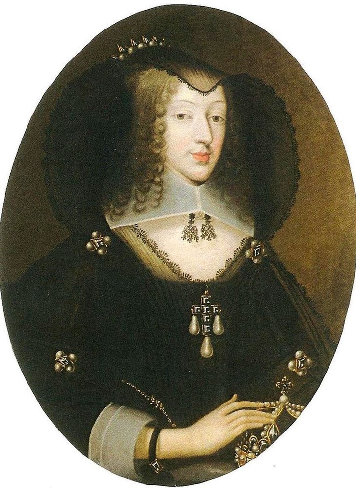 Christine of France, Duchess of Savoy, called the first royal madama by ? (location ?) From pinterest.com:lomovskayaolga:women-4: