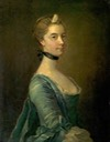 Clementina Walkinshaw (1720–1802) attributed to Allan Ramsay (Derby Museum and Art Gallery - East Midlands, UK)