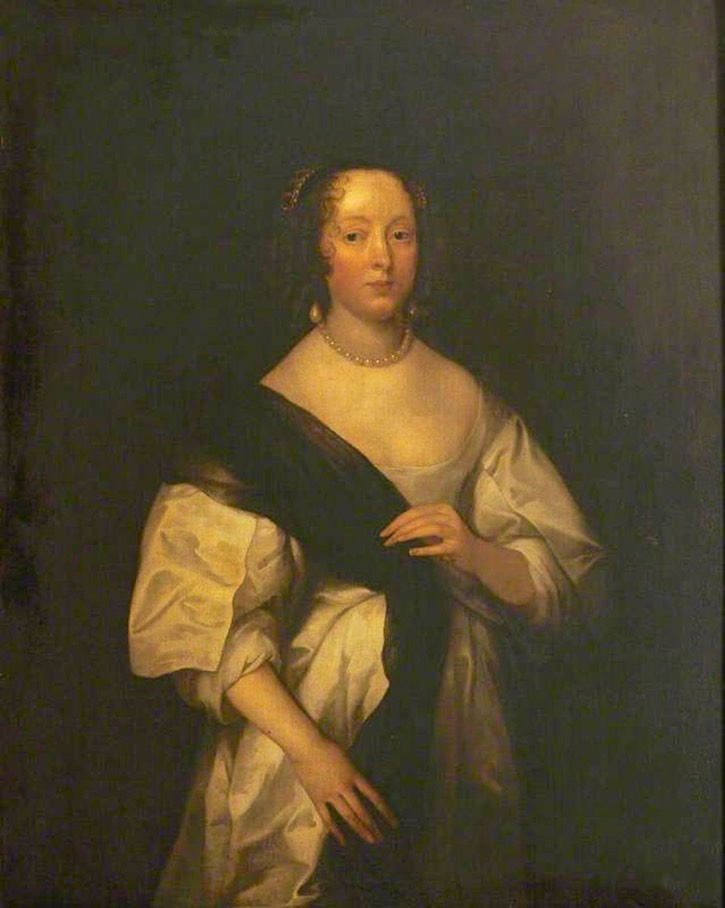 The Honourable Dorothy North (1605-1698), Lady Dacre, Later Mrs Chaloner Chute