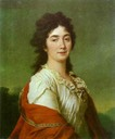 1790s Countess A. S. Protasova by Dimitri Levitsky (The Russian Museum, St. Petersburg)