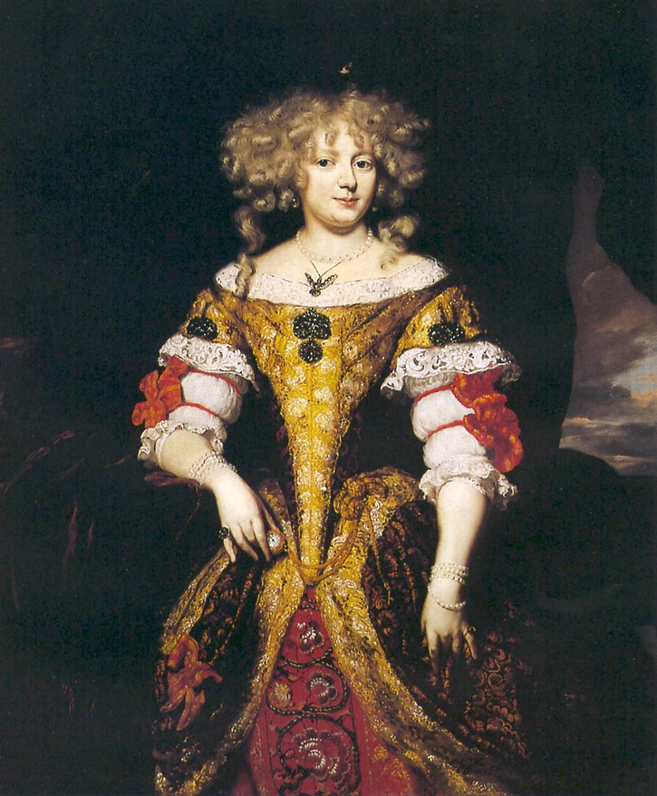 Countess Monzi Sun by Nicolaes Maes (location unknown to gogm) From artmight.com made lighter