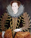 Countess of Bedford Lucy Harrington by Marcus Gheeraerts (David David Gallery)