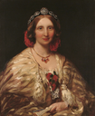 Countess of Clarendon by James Sant (auctioned by Bonhams)