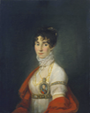 Countess P. I. Sheremeteva by ? (State Hermitage Museum - St. Petersburg federal city, Russia) From the museum Web site shadows inc. exp. decrack