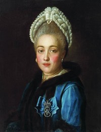 Countess Razumovskaya Varvara Petrovna (1750-1824), née Countess Sheremetev by Ivan Petrovich Argunov (location ?) From vsdn.ru:museum:catalogue:exhibit10791.htm fixed left, upper, and lower right edges