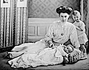 1907 (based on ages of children) Crown Princess of Germany and her two children
