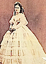 Dona Sanchez-Navarre of the Mexican Imperial Court