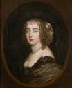 Dorothy Sidney, Countess of Sunderland by Sir Anthonis van Dyck (Lamport Hall - Lamport, Northamptonshire UK)