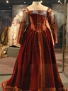 Dress that belonged to 16th Century fashion icon Eleanor of Toledo