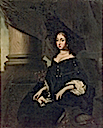 Drottning Hedvig Eleonora (1661-1675) by David Klöcker Ehrenstrahl (location unknown to gogm)