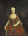 Duchess Philippine Charlotte, wife of Duke Karl I by circle of Antoine Pesne (auctioned by Sotheby's)
