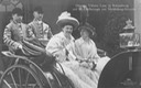 Duchess Viktoria Luise and Grand Duchess of Mecklenburg-Schwerin by Grohs