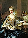 Duchesse de Saint-Aignan by Nicolas de Largillière (sold by Stair Sainty)