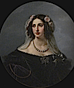 Elisabeth Ludovika of Bavaria by (Charlottenburg Schloß - Berlin Germany)