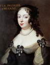 Elizabeth Charlotte as Duchesse d'Orlèans by ? (Musée Bossuat - Meaux, Île-de-France, France) From pinterest.se/louiseboisen/elizabeth-charlotte-of-the-palatinate/?lp=true