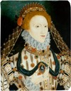 Elizabeth I (1533–1603) by British School (UK Government Art Collection)