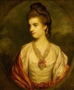 Elizabeth Kerr (1745–1780), Countess of Ancrum, later Marchioness of Lothian by Joshua Reynolds (Fyvie Castle - Turriff, Aberdeenshire, UK) bbc.co