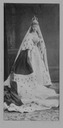 Elizabeth Mavrikievna's wedding dress