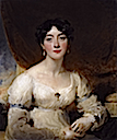 Elizabeth Horsley Palmer by Sir Thomas Lawrence (auctioned by Sotheby's)