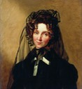 Elizaveta Alexeievna in veil by P. Basin (Shalva Amiranashvili Museum of Fine Arts - Tiblisi, Georgia) From liveinternet.ru:users:lizeeetta:post322814017: