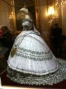 Empress Elisabeth of Austria's gown From pinterest.com:Palomino60:nostalgia-sissi-empress-elisabeth-of-austria-and-m:?lp=true