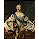 Empress Elizabeth by Louis Caravaque (auctioned )