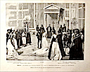 1890 Engraving of Princess Viktoria's wedding