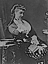 Seated Empress Eugenie