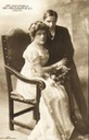 (ca. 1905) Eulalia with her son Luis Fernando