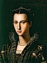 Florentine Lady, believed to be Eleonora de Medici, descendent of Eleonora de Toledo by Alessandro Allori (Fundação Cultural Ema Gordon Klabin - Sao Paulo Brazil)