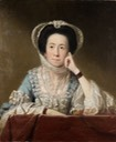 Frances Catherine Legge, née Nicoll, Countess of Dartmouth (1732/3-1805) by Tilly Kettle (for sale at Strachan Fine Art) From bada.org/object/frances-catherine-legge-nee-nicoll-countess-dartmouth-17323-1805-tilly-kettle-1734-1786