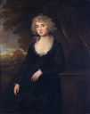 Frances Villiers, Countess of Jersey by Thomas Beach (auctioned by Sotheby's)