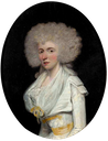 Frances Willock (1759-1806) attributed to Ozias Humphrey (auctioned by Sotheby's) From Pinterest search