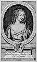 Françoise-Marguerite de Sévigné, Comtesse de Grignan by ? (Strawberry Hill House - Strawberry Hill, London UK)